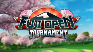 Photo of Golf Clash Fuji Open