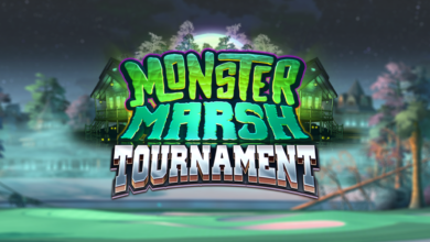 Bild von Golf Clash Monster Marsh