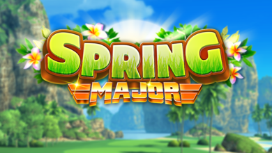 Bild von Golf Clash Spring Major