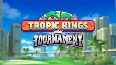 Bild von Golf Clash Tropic Kings