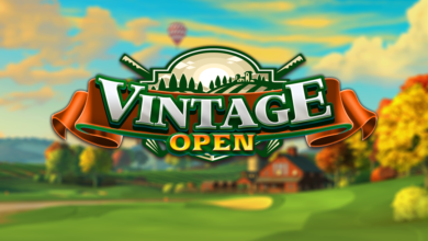 Photo of Golf Clash Vintage Open
