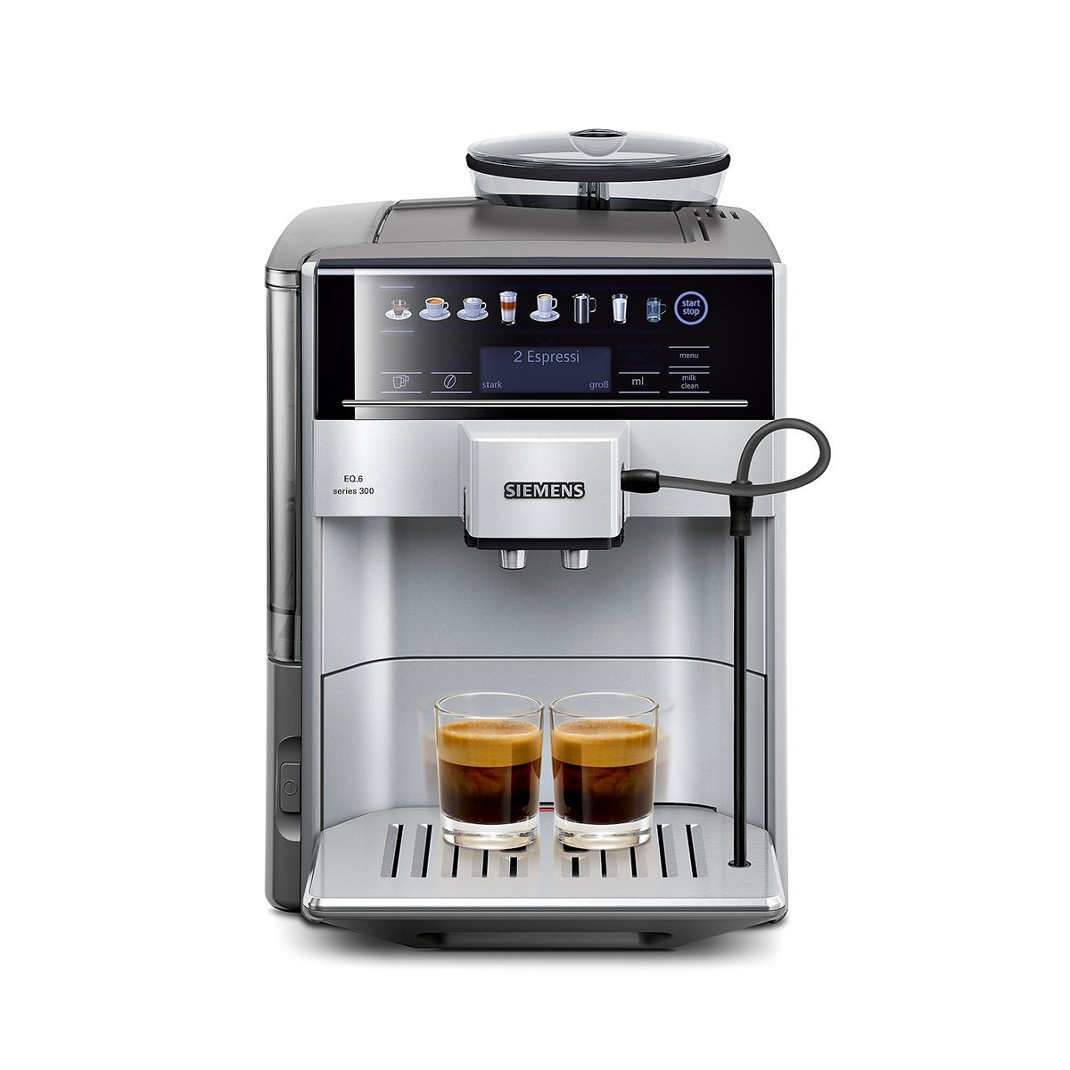 Photo of Siemens EQ.6 300 Kaffeevollautomat