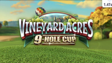 Bild von Vineyard Acres 9 Hole